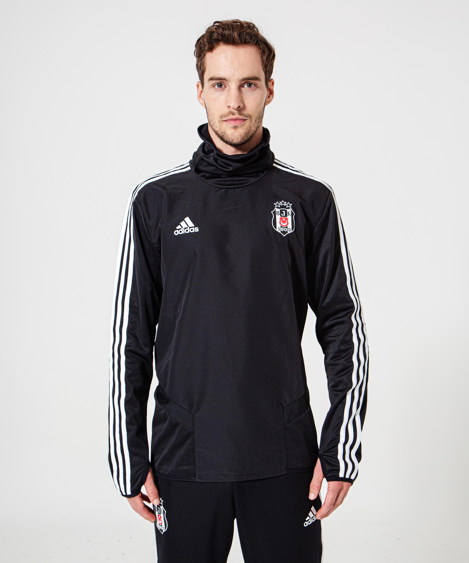 adidas Beşiktaş 2014 2015 Antrenman Erkek Sweatshirt