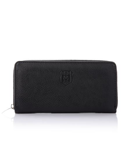 BEŞİKTAŞ CARD HOLDER WALLET FAUX LEATHER (CZD)-220 9Y