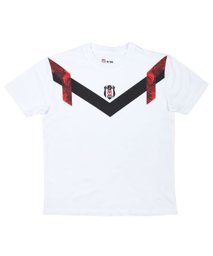 adidas Besiktas 19 20 Kids Training T Shirt DT5294